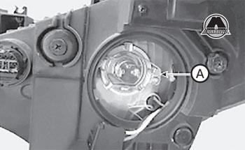 Фиксирующий зажим Hyundai Solaris