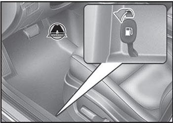 Крышка люка топливозаливной горловины Hyundai Creta
