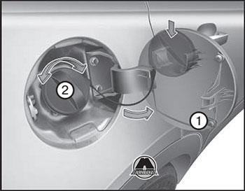 Пробка топливного бака Hyundai Creta